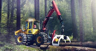 Agriculture and forestry machinery