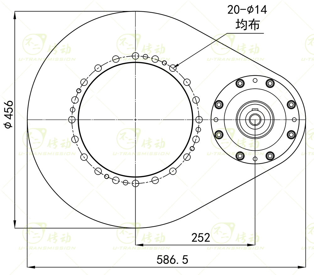 SP-M 0311 drawing