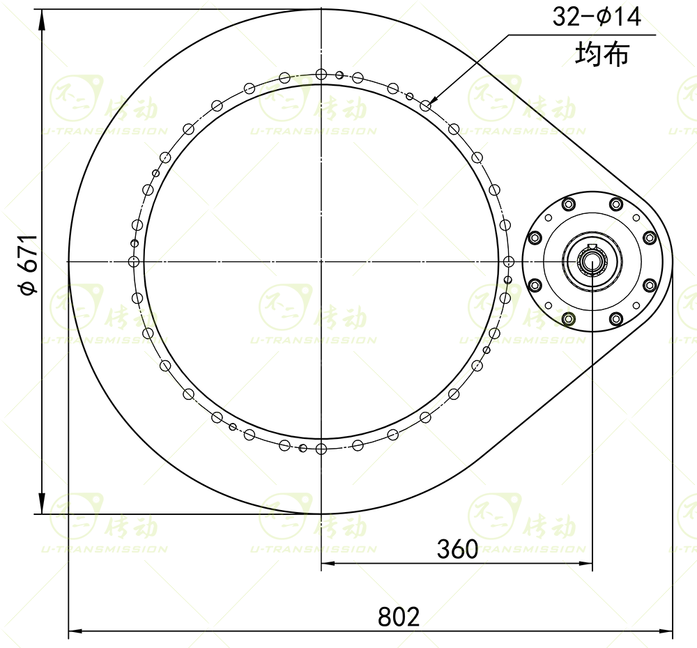 SP-M 0541 drawing