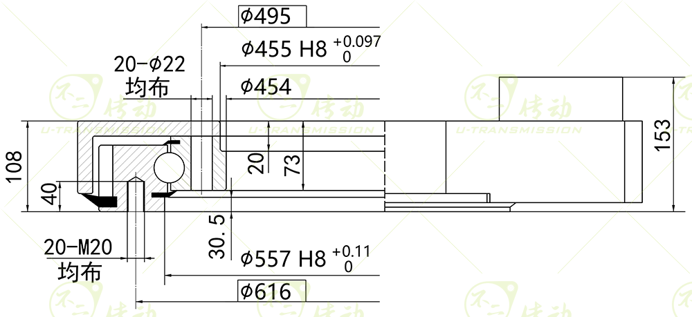 SP-H 0555 drawing