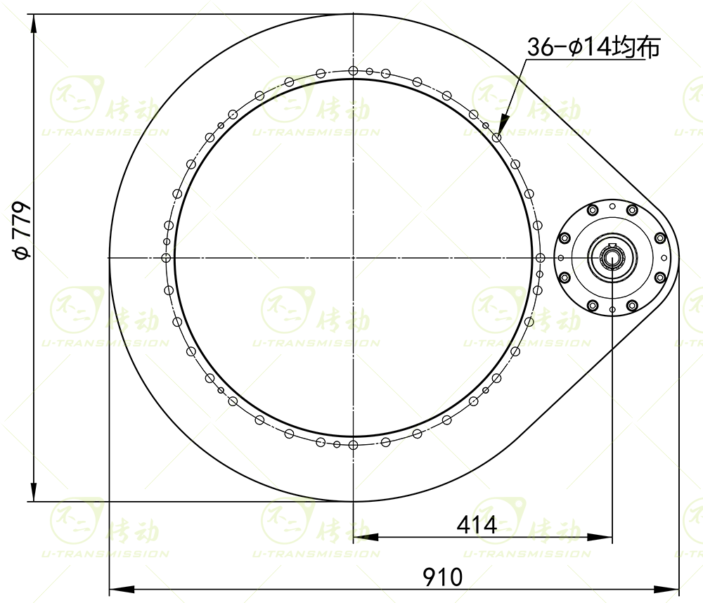 SP-M 0641 drawing