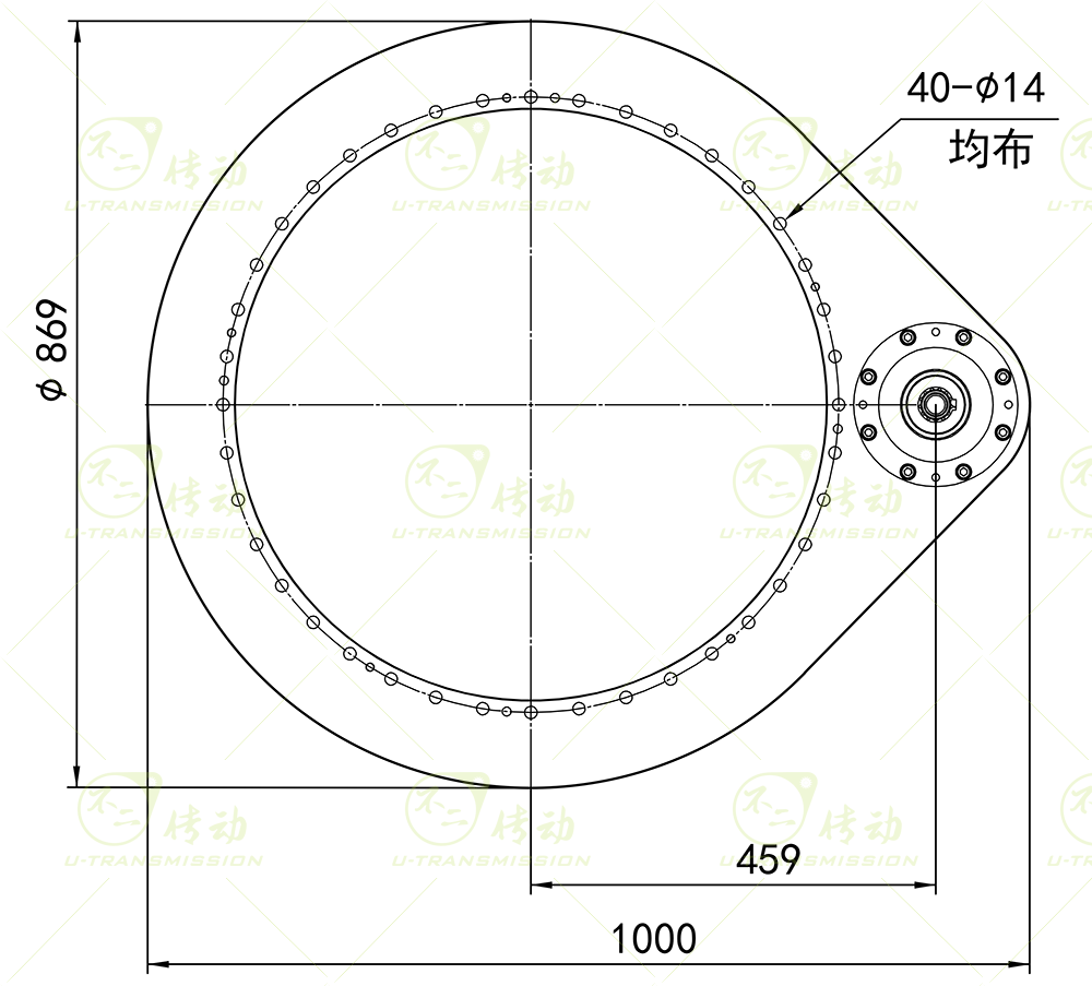 SP-M 0741 drawing