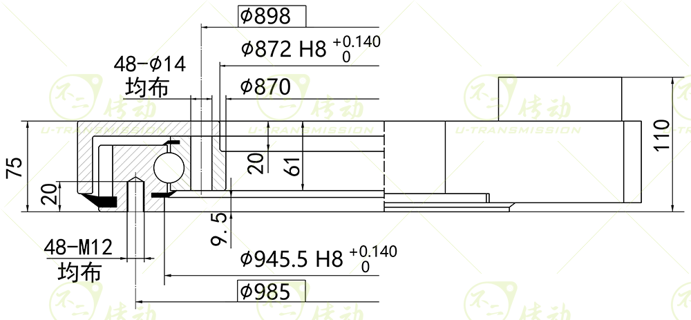 SP-M 0941 drawing