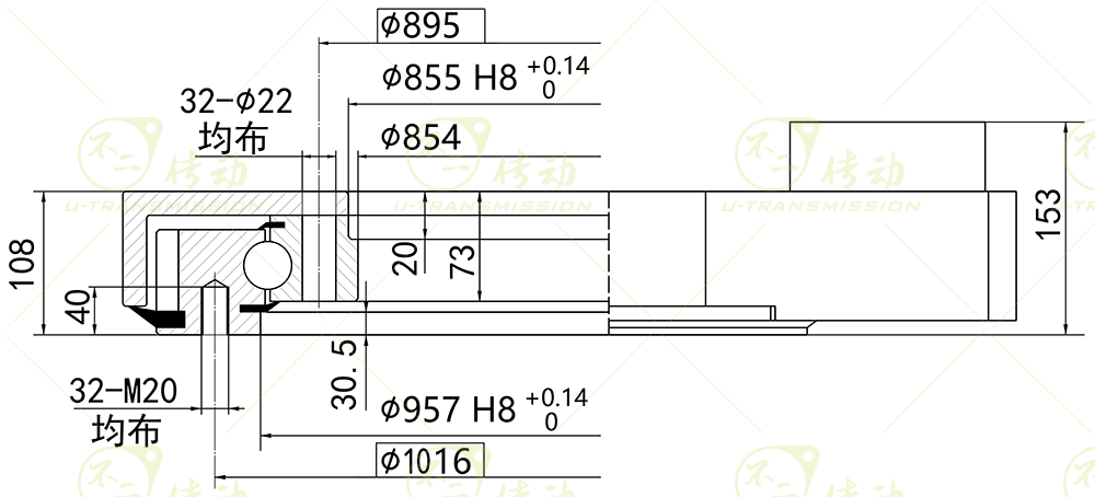 SP-H 0955 drawing