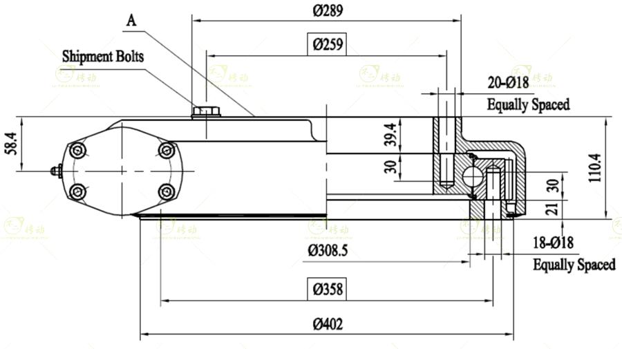 SE12/PE12 drawing