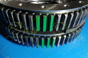 U-TRSM introduces you to the heat treatment process of slewing bearings