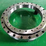 XSU14.414 precision crossed roller slewing bearing without gear