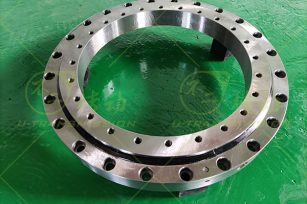 Reason analysis and solutions for the problems of slewing bearing in use