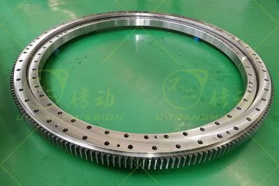 How to improve the service life of slewing bearings of large mechanical equipment?