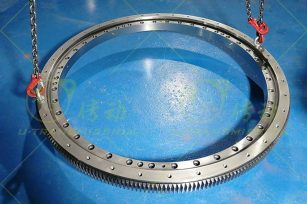 Introduction to the correct installation method of slewing ring
