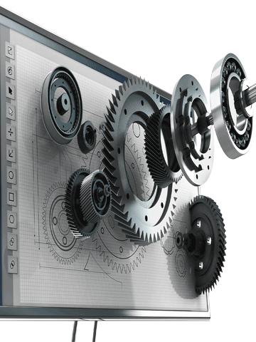 Slewing bearing design