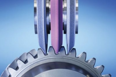 Why do slewing bearing gears need to be ground?