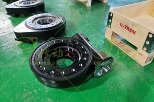 WEA9 slewing drive used in automation equipment
